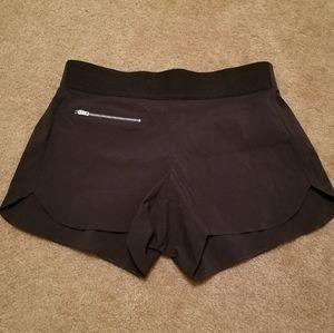 ATHLETA black lightweight shorts,  Size 4